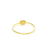 Small Nugget Diamond Stacking Ring