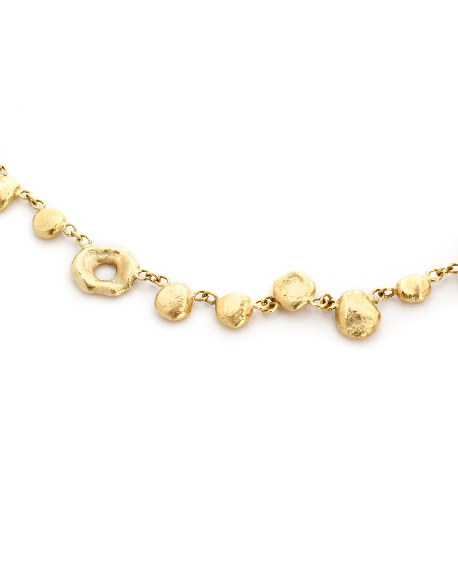 Classic Medium Nugget Necklace