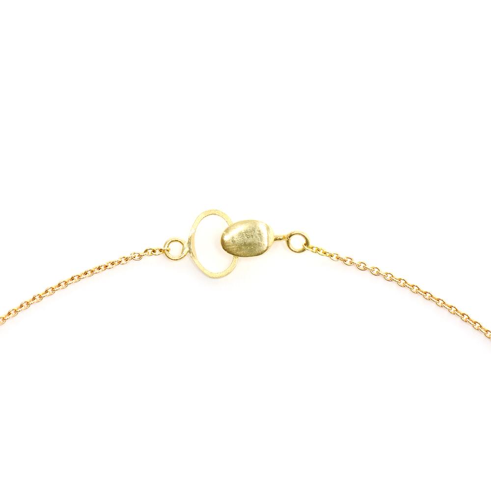 Blue Sapphire Classic Necklace