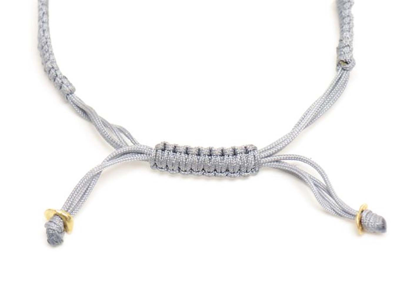 Medium Friendship White Diamond Bracelet