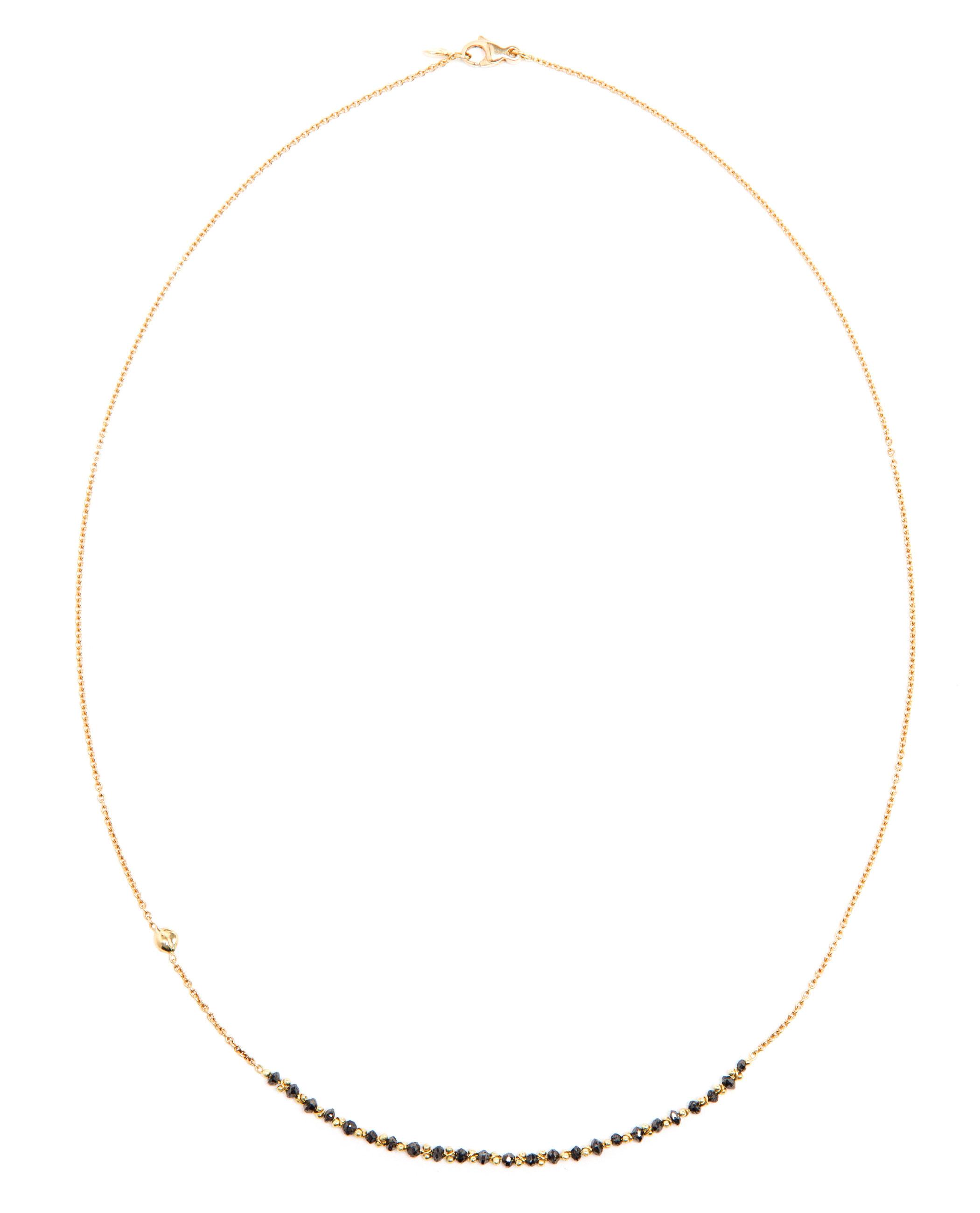 Black Diamond Classic Necklace
