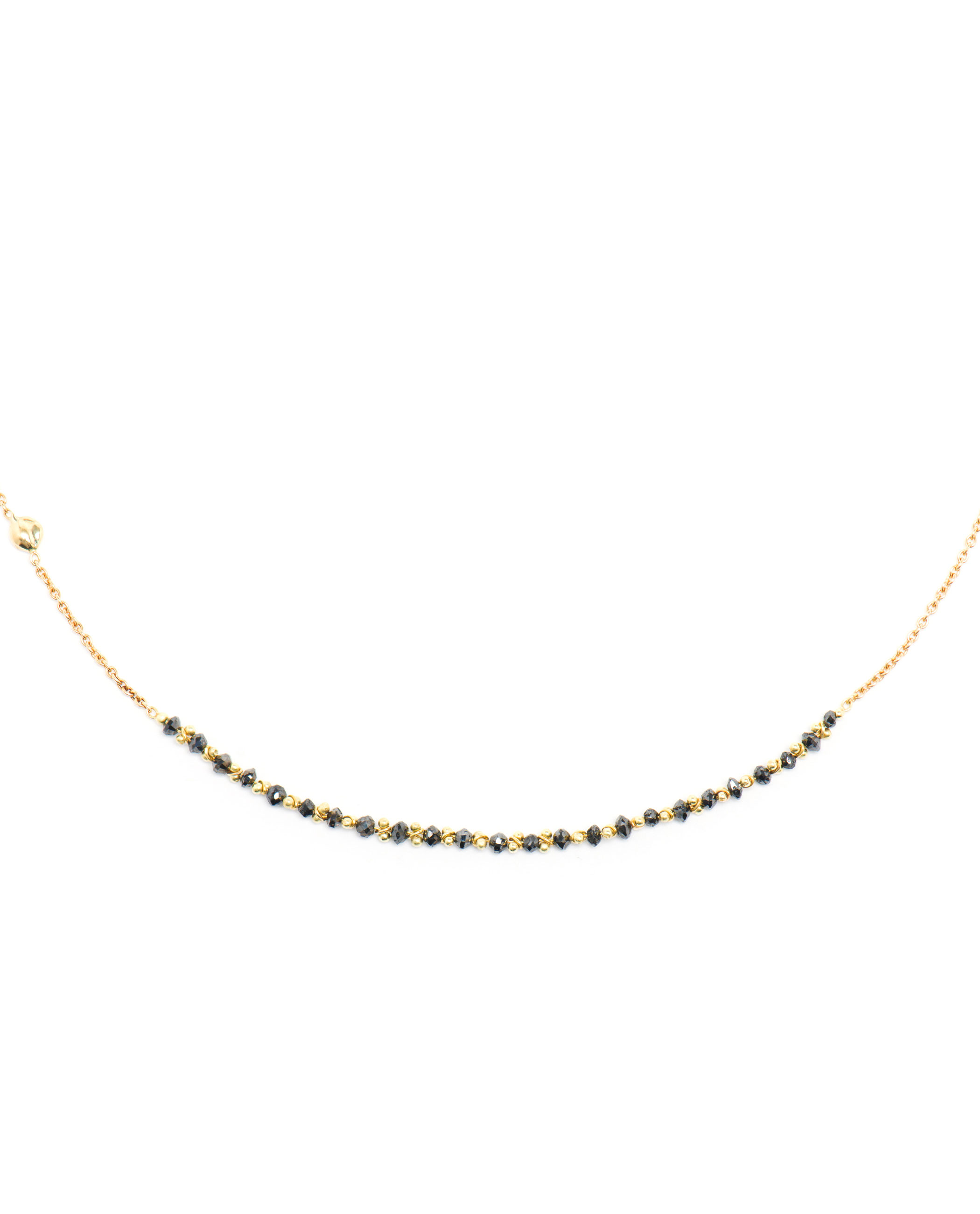 Black Diamond Classic Necklace