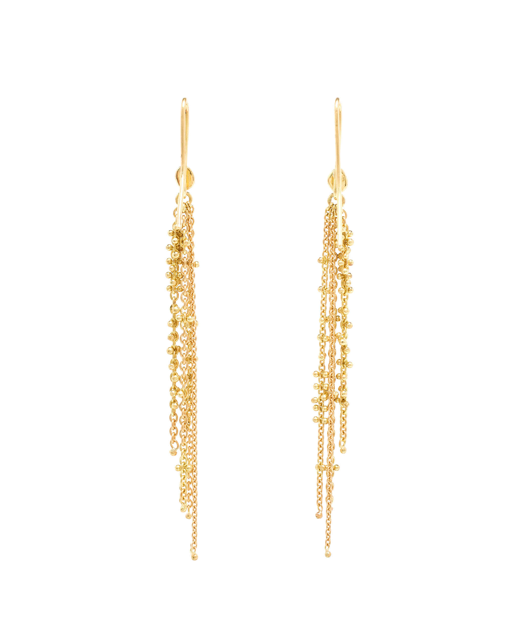 Waterfall Pin Earrings