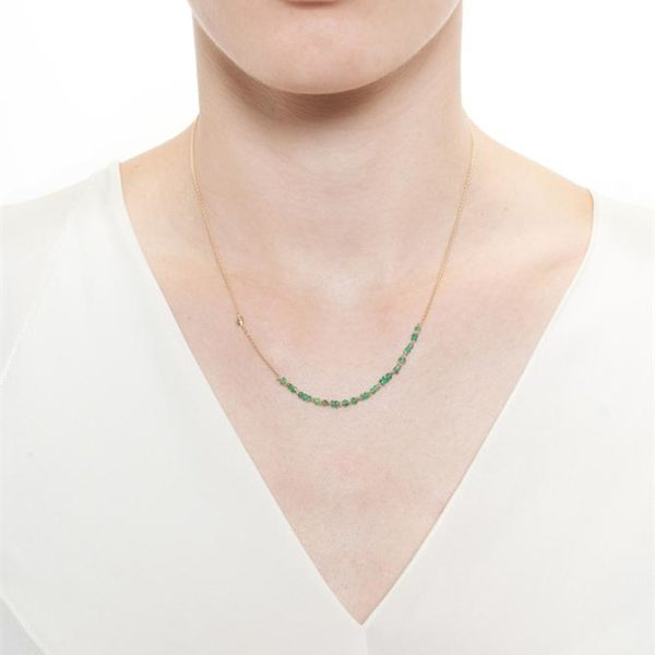 Emerald Classic Necklace