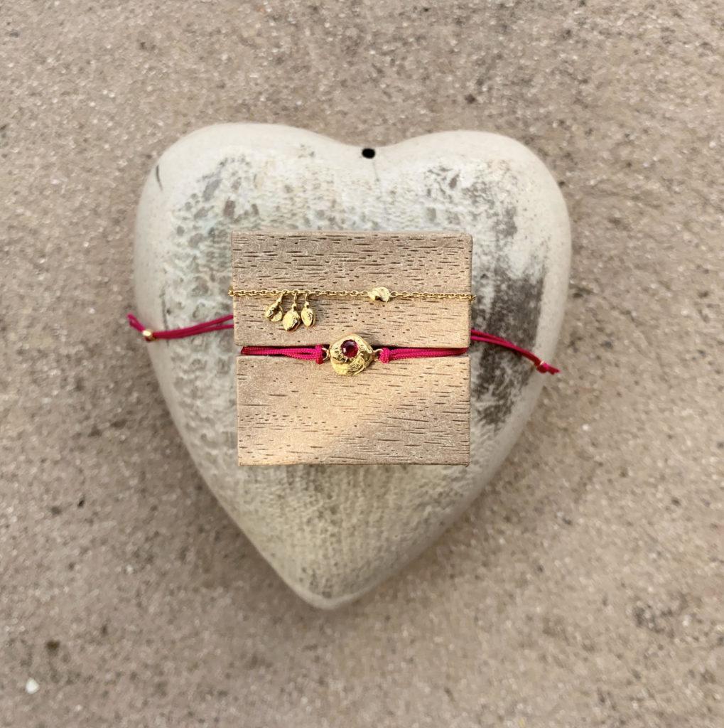Valentine's gift from Natasha Collis Jewellery in Ibiza