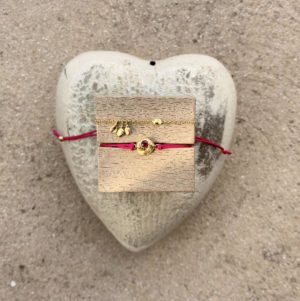 Valentine's gift from Natasha Collis Jewellery in Ibiza