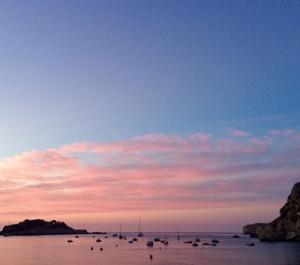 Natasha Collis Ibiza fine jewellery sunset inspiration